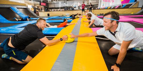 teambuildingaktiviteter