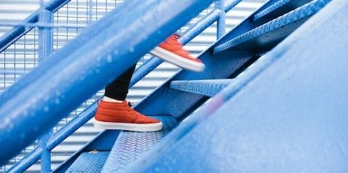 Starka nätverk hjälper dig klättra på karriärstegen.