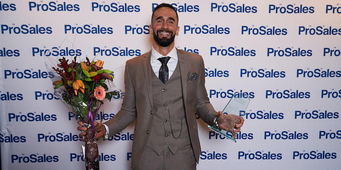 B2B Salesperson 2019