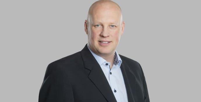 Niklas Bodin försäljningschef Gyproc