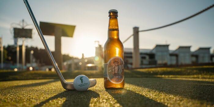 Golfbaren Saleseffect