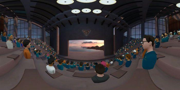 CUPRAs virtuella plattform öppnar möjligheter att mötas digitalt.