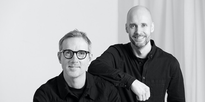 Claes Eriksson och Magnus Linder