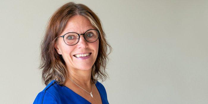 Mia Stuhre, projektledare för Almedalsveckan 2021, Region Gotland.