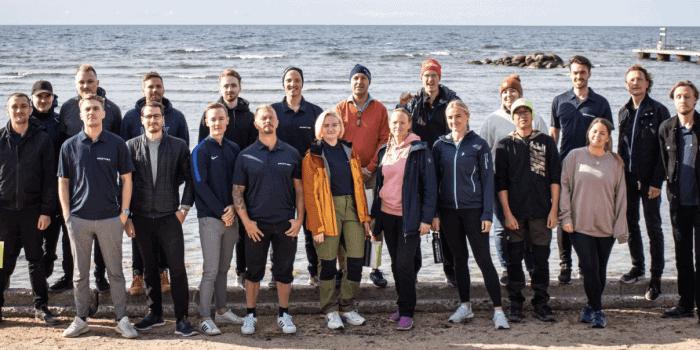 Avantime intar Gotland. Foto: Philip Åkerbäck