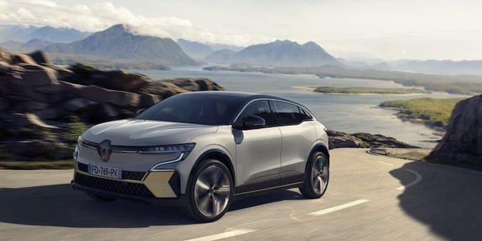 Mégane E-TECH Electric - Renaults första 100% elbil i c-segmentet