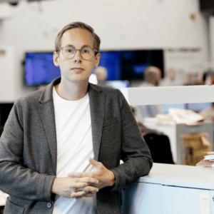 Karl Hahtovirta ny kommersiell chef på Aftonbladet