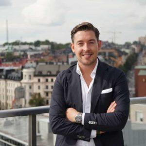 Johan Jaarnek blir Blockets nya försäljningschef